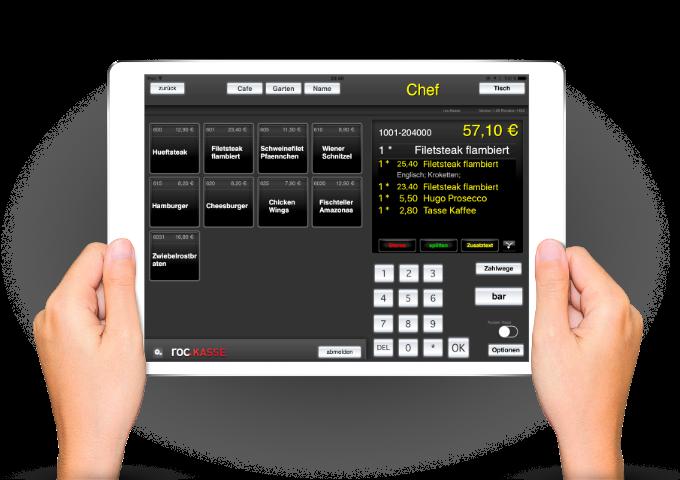 Kassen-Feintuning vom Fachmann für Deine roc.Kasse - wir optimieren Set-Up, Einstellungen und Orderflow. Vier Stunden Vor-Ort-Beratung nur 499 Euro zzgl. MWSt. und Anfahrt!